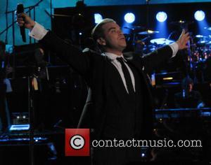 Robbie Williams, Hammersmith Apollo