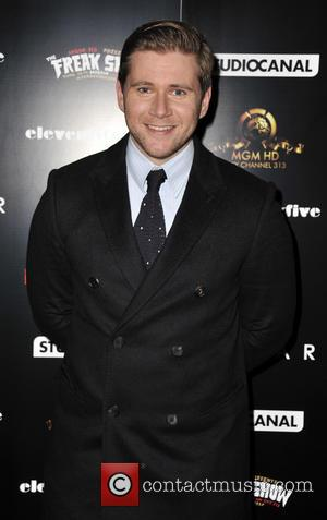 Allen Leech - London film premiere of 'In Fear' - Arrivals - London, United Kingdom - Tuesday 12th November 2013