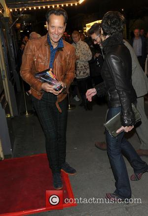 Richard E Grant - Press night for 'Jeeves and Wooster in Perfect Nonsense' at Duke of York's Theatre - Arrivals...