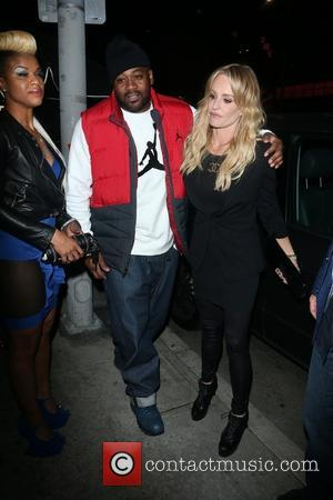 Ghostface Killah and Taylor Armstrong