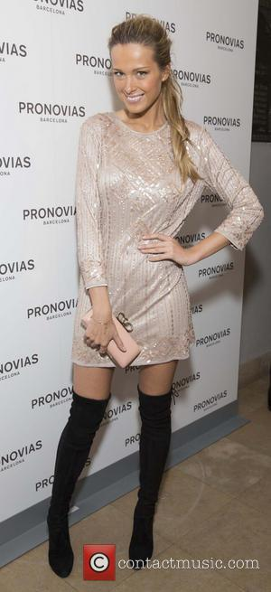 Petra Nemcova - The Atlelier Pronovias 2014 Bridal Show Held at St. James' Church - Arrivals - New York City,...