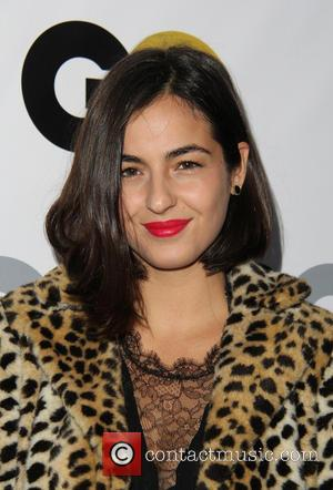 Alanna Masterson - GQ Men Of The Year Party at The Wilshire Ebell Theatre - Arrivals - Los Angeles, California,...