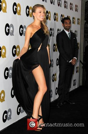 Bar Paly - GQ Men Of The Year Party at The Wilshire Ebell Theatre - Arrivals - Los Angeles, California,...