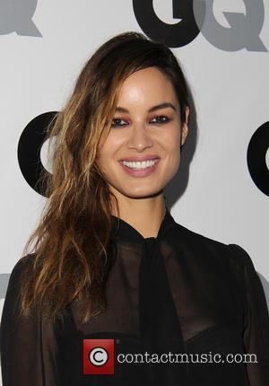 Berenice Marlohe - GQ Men Of The Year Party at The Wilshire Ebell Theatre - Arrivals - Los Angeles, California,...