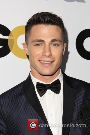 Colton Haynes - GQ Men Of The Year Party at The Wilshire Ebell Theatre - Arrivals - Los Angeles, California,...