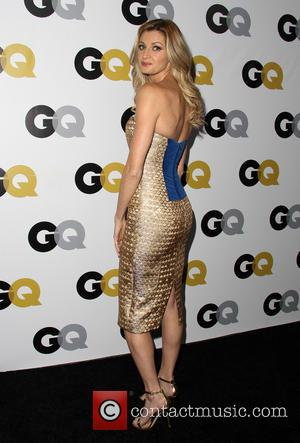Erin Andrews - GQ Men Of The Year Party at The Wilshire Ebell Theatre - Arrivals - Los Angeles, California,...
