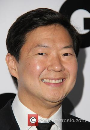 Ken Jeong - GQ Men Of The Year Party at The Wilshire Ebell Theatre - Arrivals - Los Angeles, California,...