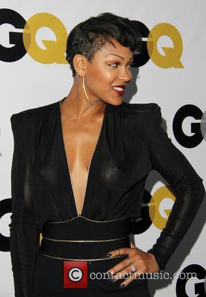 Meagan Good - GQ Men Of The Year Party at The Wilshire Ebell Theatre - Arrivals - Los Angeles, California,...