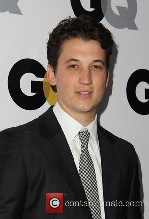 Miles Teller - GQ Men Of The Year Party at The Wilshire Ebell Theatre - Arrivals - Los Angeles, California,...