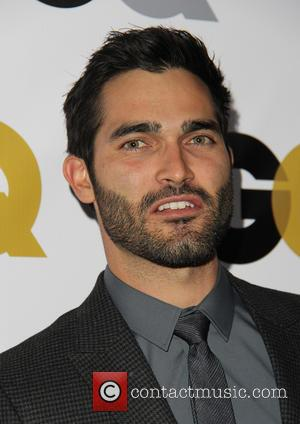 Tyler Hoechlin - GQ Men Of The Year Party at The Wilshire Ebell Theatre - Arrivals - Los Angeles, California,...