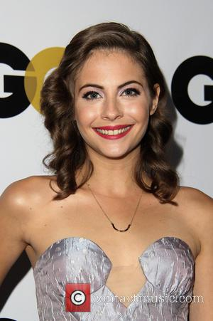 Willa Holland - GQ Men Of The Year Party at The Wilshire Ebell Theatre - Arrivals - Los Angeles, California,...
