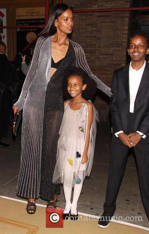 Liya Kebede - Glamour 2013 Women Of the Year Awards, held at Carnegie Hall-Outside Arrivals - New York, New York,...