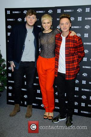 James Arthur, Jessie J and Conor Maynard - Christmas lights for the famous London High Street are turned on at...