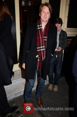 Tom Hooper - After party for the press night performance of 'Mojo' at Cafe de Paris - London, United Kingdom...