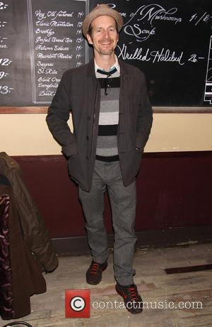 Denis O'Hare - Opening night after party for The Patron Saint of Sea Monsters, held at the West Bank Cafe-arrivals....