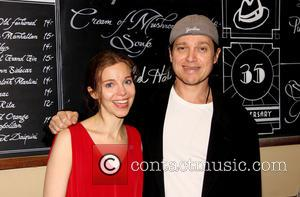 Laura Heisler and Rob Campbell