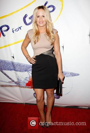 Jenn Brown - 'Stand Up For Gus' benefit held at Bootsy Bellows - Arrivals - Los Angeles, California, United States...