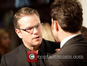 Matt Damon and Jason Patric