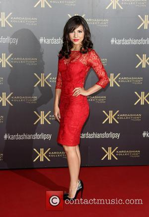 Roxanne Pallett - Kardashian Kollection For Lipsy  launch party held at the Natural History Museum - Arrivals - London,...