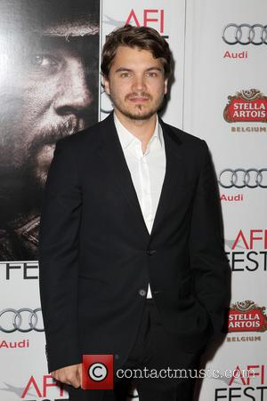 Emile Hirsch - AFI FEST 2013 Presented By Audi Premiere Of