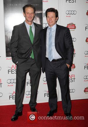 Peter Berg and Mark Wahlberg