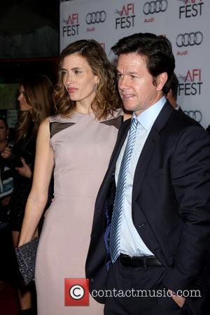 Rhea Durham and Mark Wahlberg