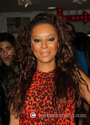 Mel B and Melanie Brown