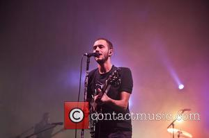 Tom Smith - Editors performing live at Brixton Academy - London, United Kingdom - Thursday 14th November 2013