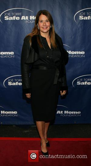 Lorraine Bracco - Joe Torre Safe At Home Foundation's 11th Anniversary gala at Pier Sixty at Chelsea Piers - New...