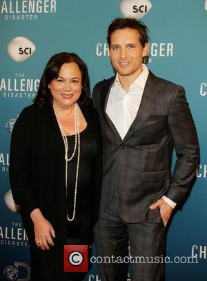 Debbie Myers and Peter Facinelli