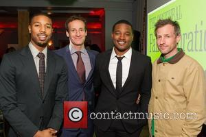 Michael B. Jordan, Todd Traina, Ryan Coogler and Spike Jonze