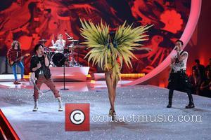 Fall Out Boy - 2013 Victoria's Secret Fashion Show at the Lexington Armory - Runway Show - Manhattan, New York,...