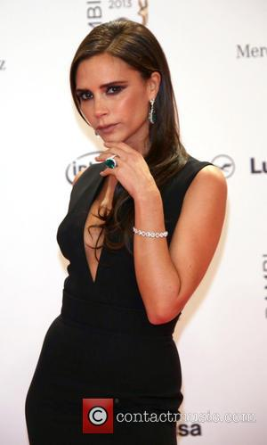 Victoria Beckham Honoured At The Bambi Awards In Berlin