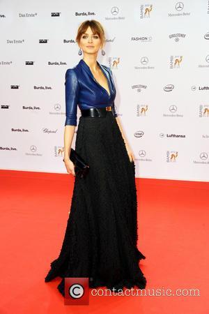 Eva Padberg - Bambi 2013 awards at Musical Theater am Potsdamer Platz theatre. - Red Carpet - Berlin, Germany -...