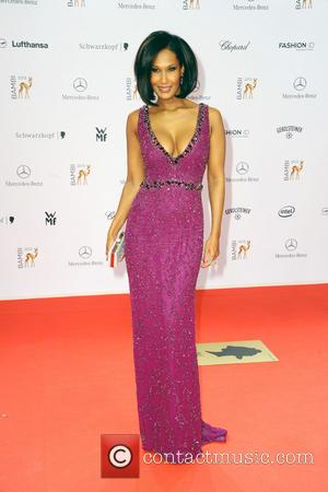 Marie Amerie - Bambi 2013 awards at Musical Theater am Potsdamer Platz theatre. - Red Carpet - Berlin, Germany -...