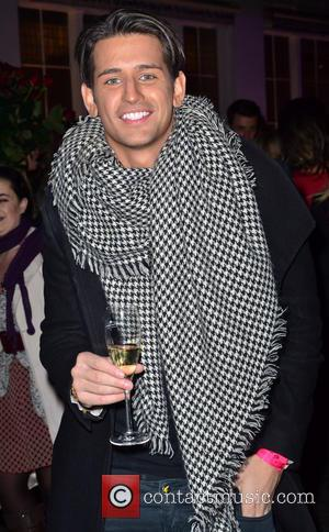 Ollie Locke - Bluebird Skating Rink VIP launch at Bluebird restaurant - London, United Kingdom - Thursday 14th November 2013