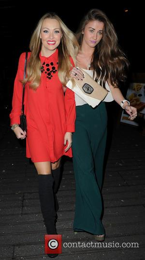 Brooke Vincent and Friend of Brooke