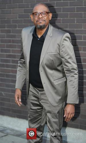 Forest Whitaker - Forest Whitaker outside the ITV studios - London, United Kingdom - Thursday 14th November 2013
