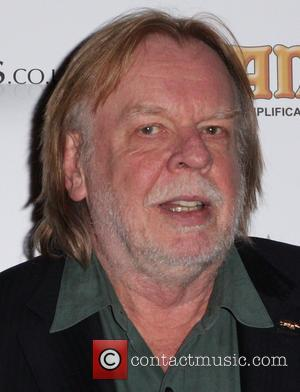 Rick Wakeman - The Classic Rock Roll Of Honour 2013 at the Roundhouse in Camden Town - London, United Kingdom...