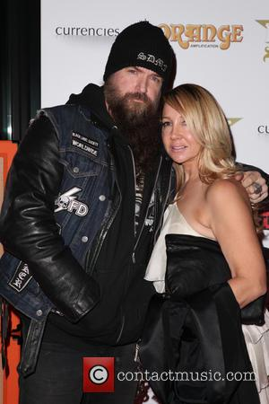Zakk Wylde - The Classic Rock Roll Of Honour 2013 at the Roundhouse in Camden Town - London, United Kingdom...