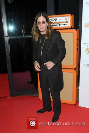 Ozzy Osbourne - The Classic Rock Roll Of Honour 2013 at the Roundhouse in Camden Town - London, United Kingdom...