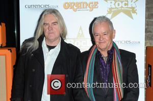 Saxon - The Classic Rock Roll Of Honour 2013 at the Roundhouse in Camden Town - London, United Kingdom -...