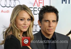 Christine Taylor and Ben Stiller - AFI FEST 2013 Presented By Audi -