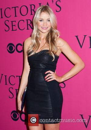 Katrina Bowden - Victoria Secret Fashion Show 2013 Pink Carpet - New York, New York, United States - Thursday 14th...