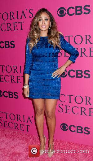 LaLa Anthony - Victoria Secret Fashion Show 2013 Pink Carpet - New York, New York, United States - Thursday 14th...