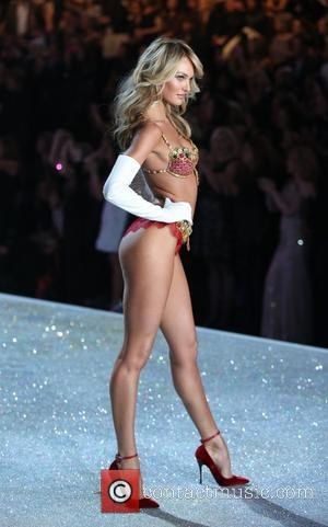 Candice Swanepoel - the 2013 Victoria's Secret Fashion Show at Lexington Avenue Armory on November 13, 2013 in New York...