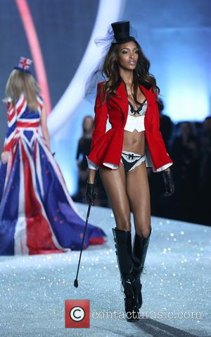 Jourdan Dunn - the 2013 Victoria's Secret Fashion Show at Lexington Avenue Armory on November 13, 2013 in New York...