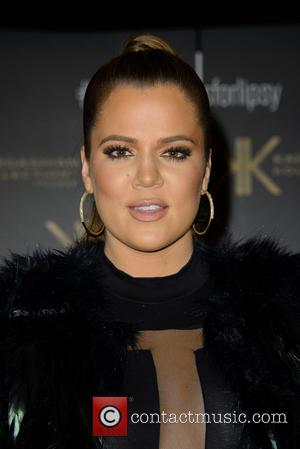 Khloe Kardashian - Kardashian Kollection for Lipsy Photocall