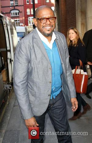 Forest Whitaker - Forest Whitaker leaving the Kiss FM studios - London, United Kingdom - Friday 15th November 2013