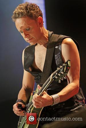Depeche Mode and Martin Gore